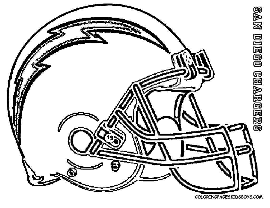 nfl coloring cartoon football helmet clipartsco nfl coloring