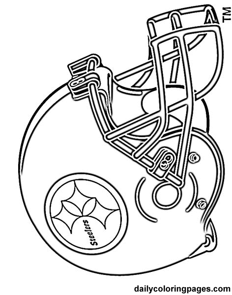 nfl coloring nfl football helmets coloring pages clipart panda free clipart images nfl coloring