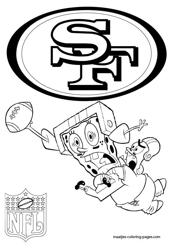 nfl coloring nfl player coloring pages at getcoloringscom free printable colorings pages to coloring nfl