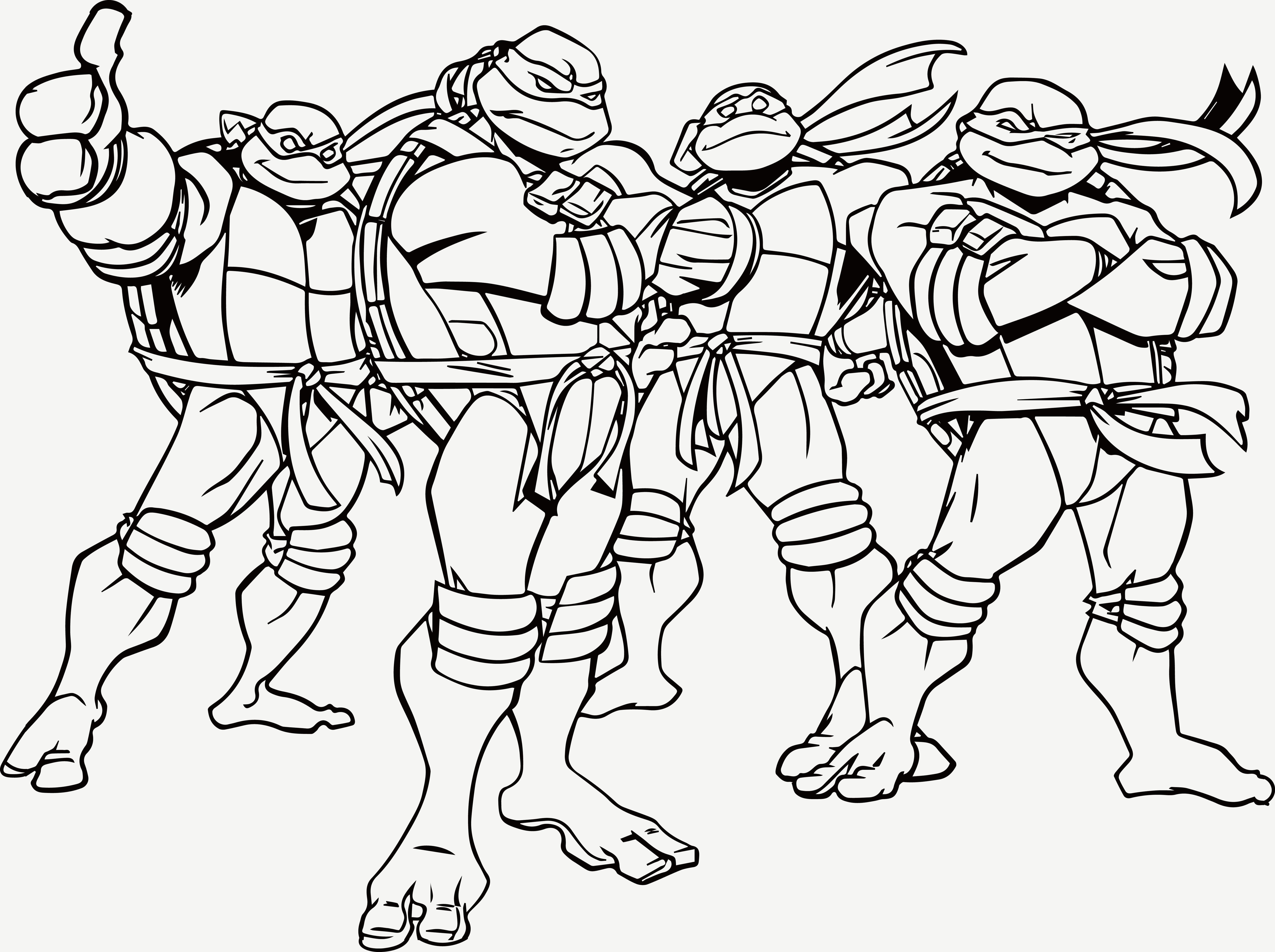 ninja turtles coloring pages printable get this teenage mutant ninja turtles coloring pages free pages coloring turtles printable ninja