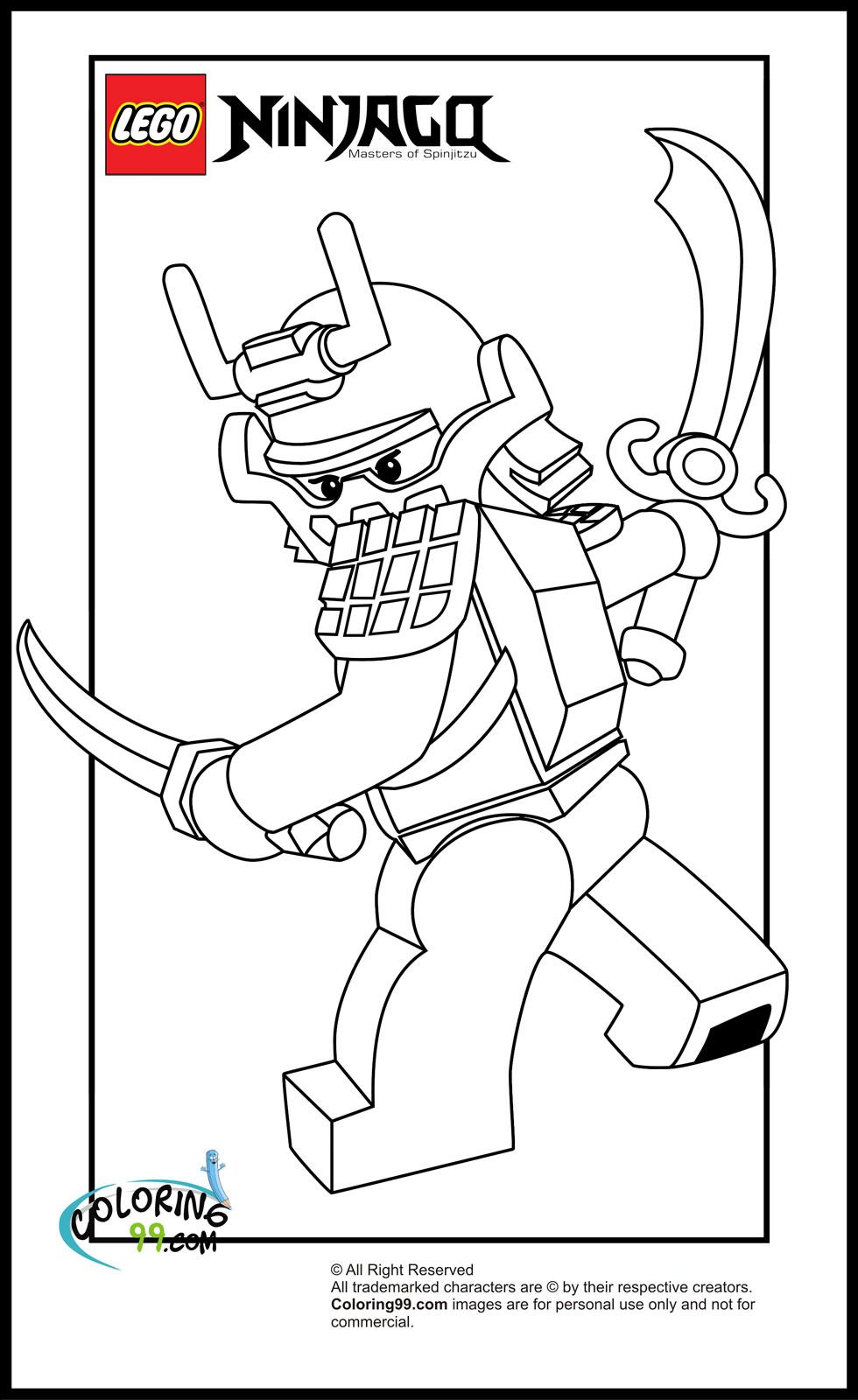 ninjago color anacondrai ninjago coloring coloring pages ninjago color