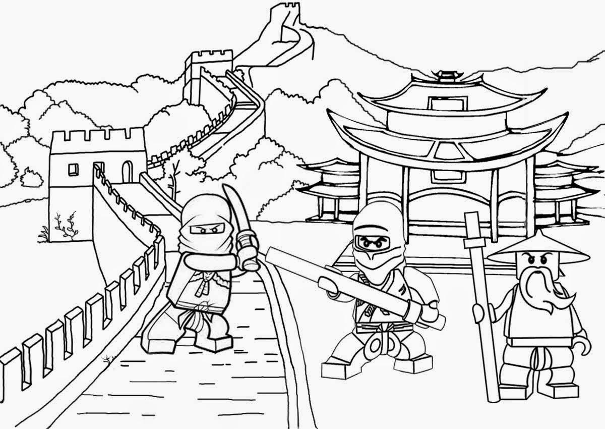 ninjago color kids page lego ninjago coloring pages ninjago color