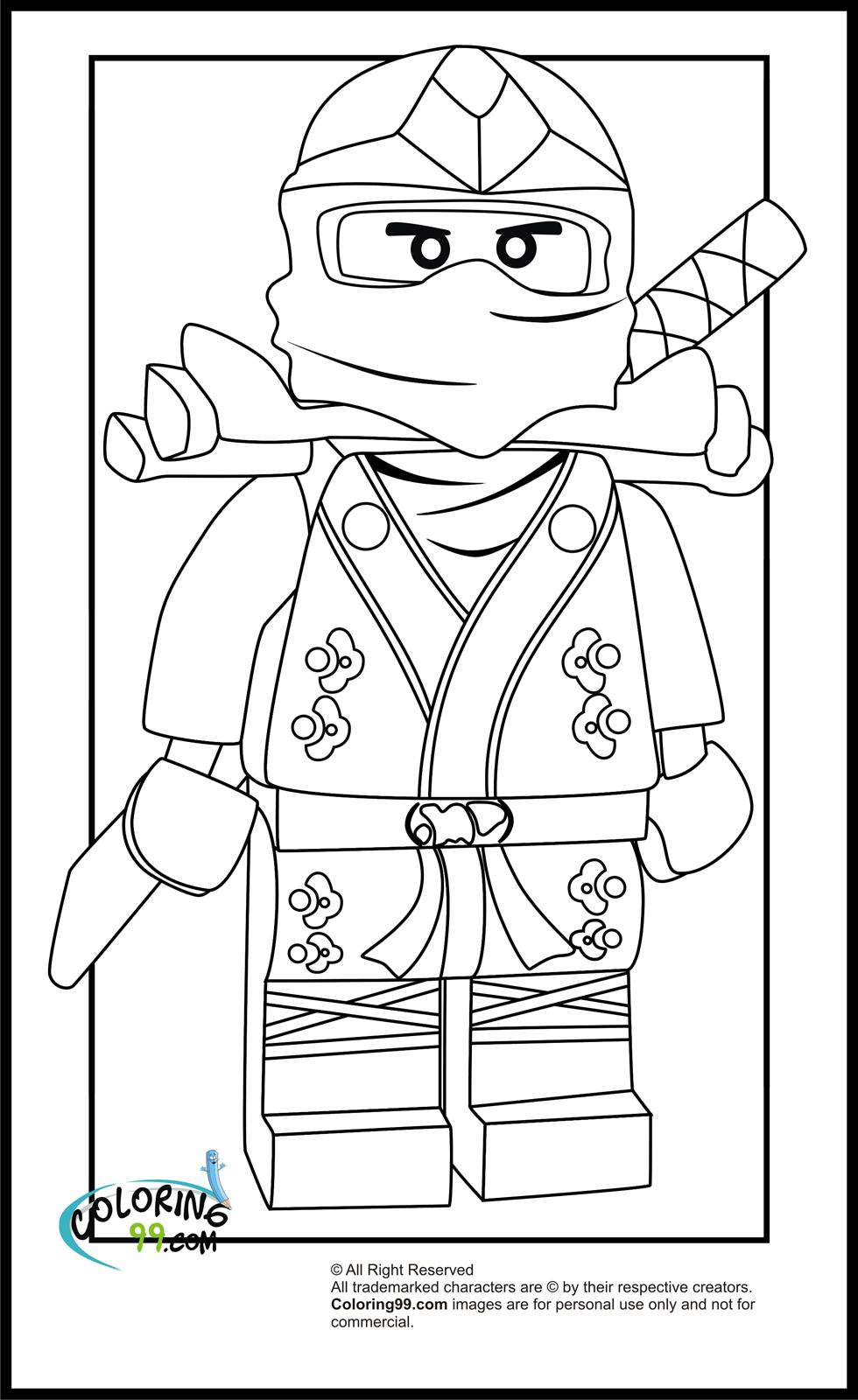 ninjago coloring pages printable lego ninjago lloyd the green ninja coloring pages team pages ninjago printable coloring