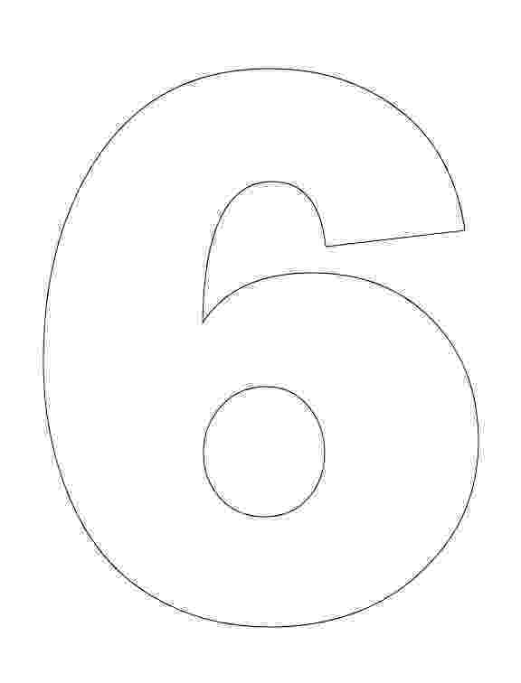 number 6 coloring pages six coloring page tracing twisty noodle pages coloring 6 number