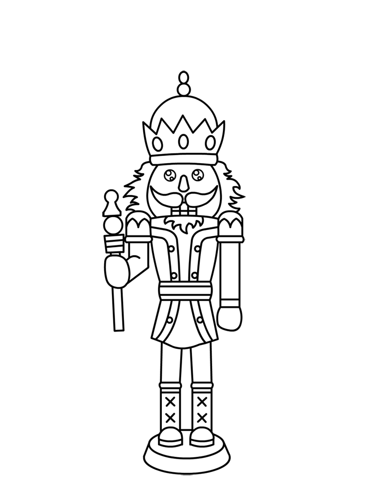 nutcracker coloring pages free printable nutcracker coloring pages for kids coloring nutcracker pages