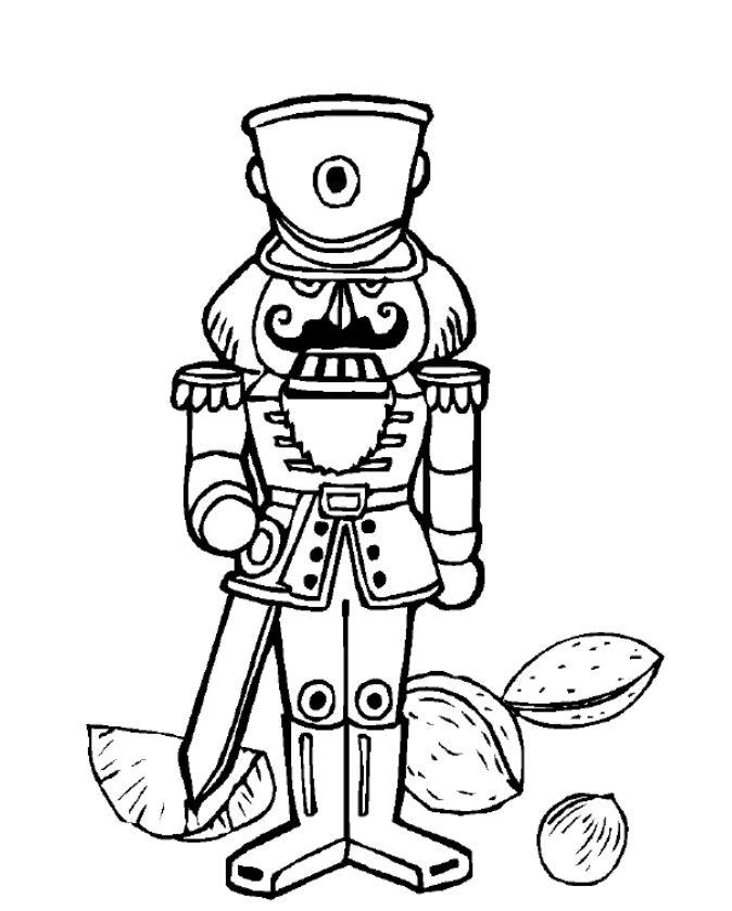 nutcracker coloring pages nutcracker bells and more christmas coloring pages coloring pages nutcracker