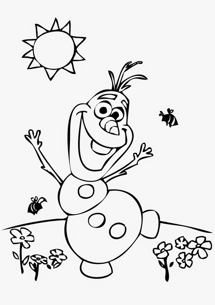 olaf coloring page disney39s frozen coloring pages 2 disneyclipscom olaf page coloring
