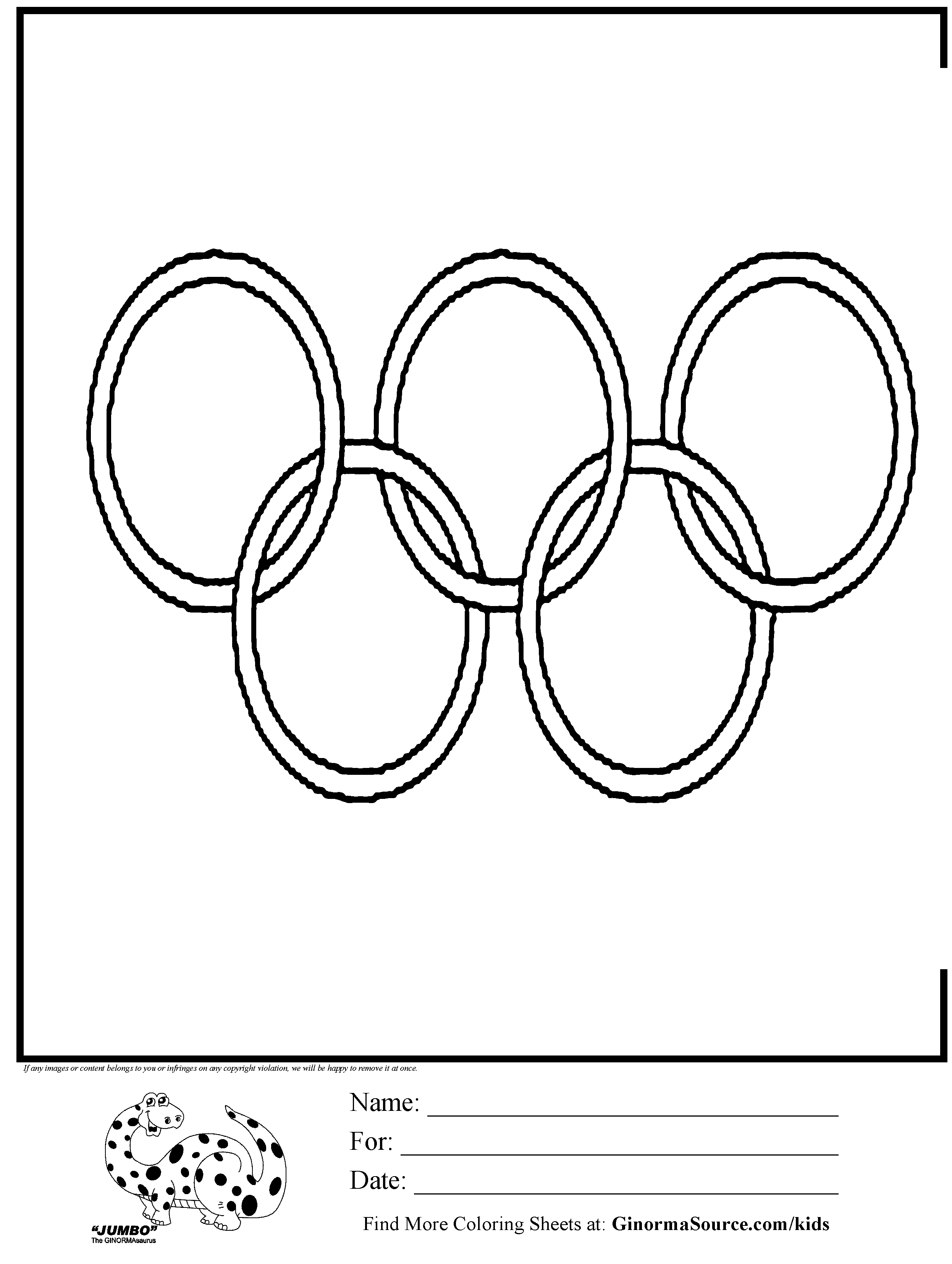olympic rings to color olympic rings coloring page coloring home olympic rings color to