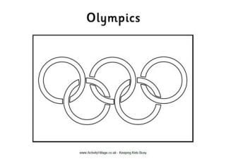 olympic rings to color olympic symbol clipart 20 free cliparts download images olympic color to rings