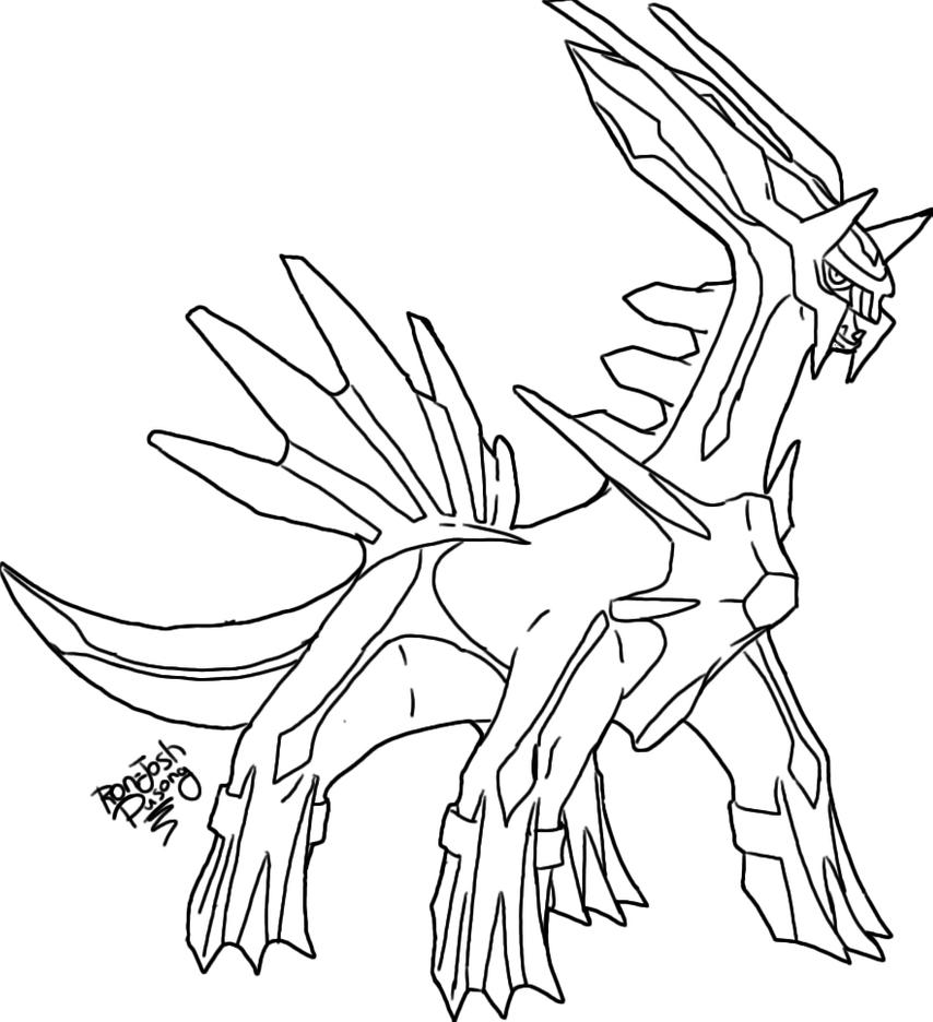 palkia coloring pages palkia coloring pages for kids pages palkia coloring