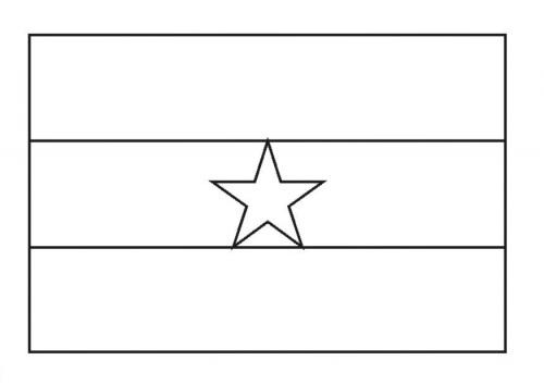 panama flag coloring page free panama flag coloring page download free clip art flag panama coloring page