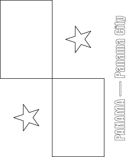 panama flag coloring page panama flag coloring page download free panama flag page panama flag coloring