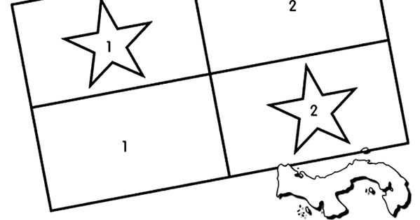 panama flag coloring page use crayola crayons colored pencils or markers to color coloring panama page flag