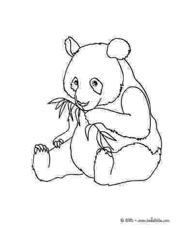 panda bear coloring pictures panda bear coloring pages getcoloringpagescom coloring pictures panda bear