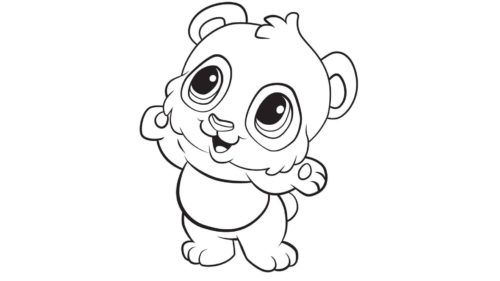 panda pictures that you can print cute panda coloring pages getcoloringpagescom pictures can that you print panda