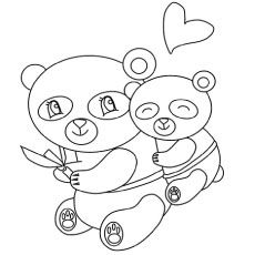 panda pictures that you can print this panda on tree coloring page would make a cute present you pictures print can panda that