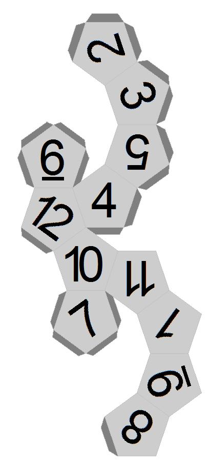 paper dice dicecollectorcom39s paper dice templates dice paper 1 1