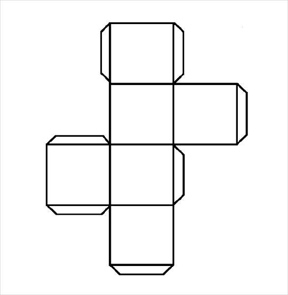 paper dice dicecollectorcom39s paper dice templates paper dice