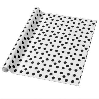 paper dice white dice wrapping paper zazzle dice paper