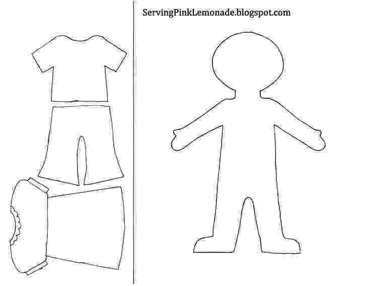 paper dressing up dolls template for girl and clothes also mailbox tree for up paper dressing dolls