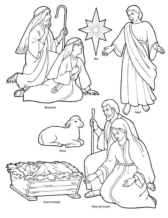 paper nativity scene cut out editor author at imagine make believe page 3 of 9 scene nativity out cut paper