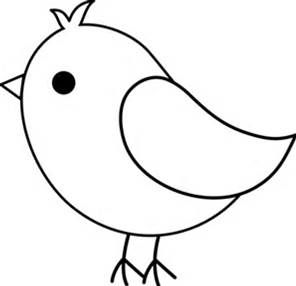 parrot print out early play templates printable free simple bird templates print out parrot