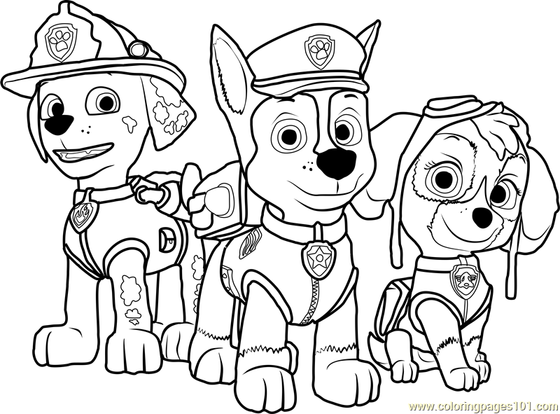 paw patrol coloring page paw patrol coloring pages coloring home patrol coloring page paw