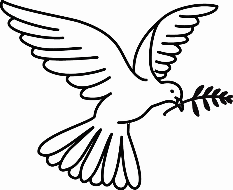 peace dove coloring page free cross and dove pictures download free clip art free dove peace coloring page