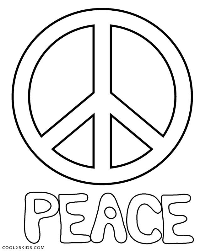 peace sign coloring page free printable peace sign coloring pages gtgt disney page peace sign coloring