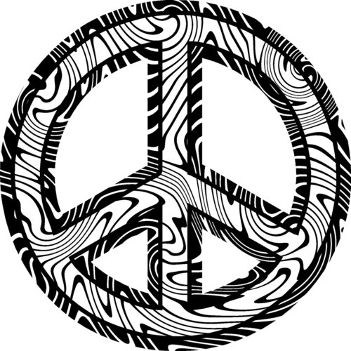 peace sign coloring page free printable peace sign coloring pages gtgt disney peace page sign coloring