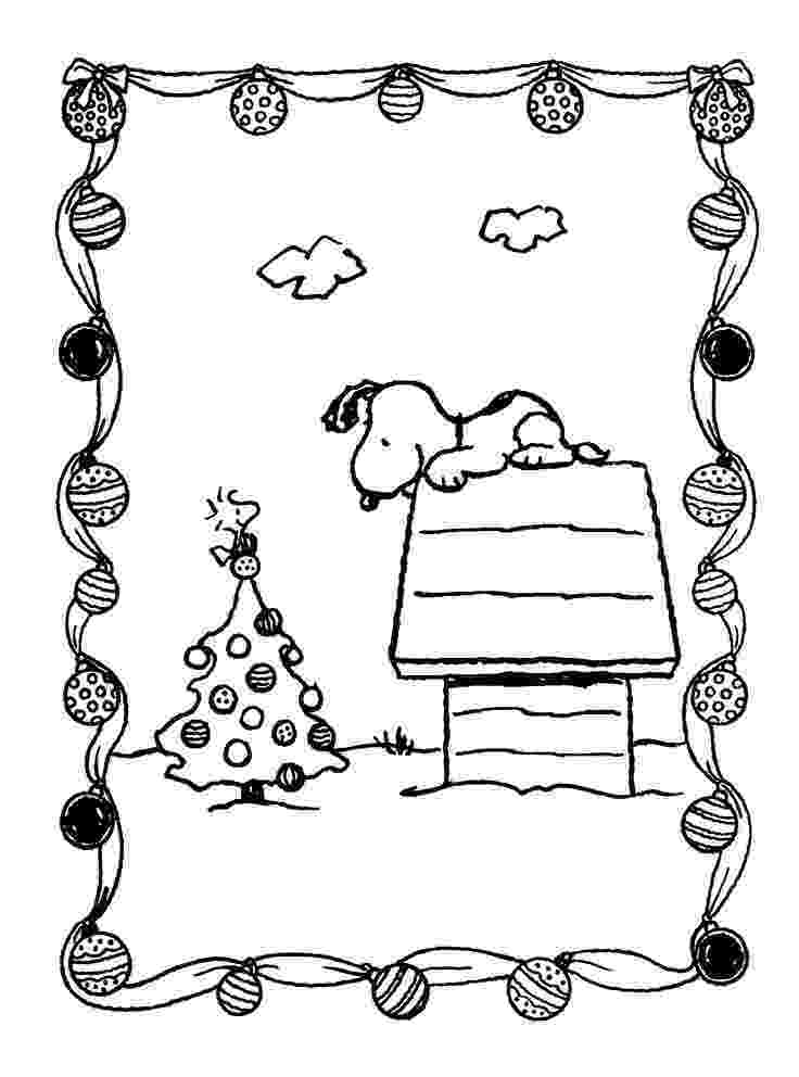 peanuts christmas coloring pages 123 best images about snoopy classroom on pinterest pages christmas coloring peanuts