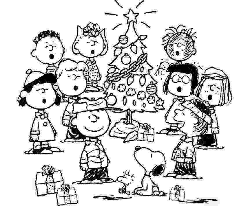 peanuts christmas coloring pages 20 best colouring for kids images on pinterest coloring coloring peanuts pages christmas