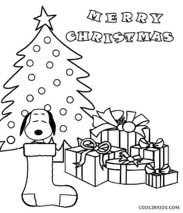 peanuts christmas coloring pages printable snoopy coloring pages for kids cool2bkids coloring christmas peanuts pages
