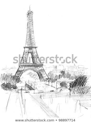 pencil sketch of eiffel tower 42 so beautiful eiffel tower drawing and sketches to try sketch eiffel pencil tower of