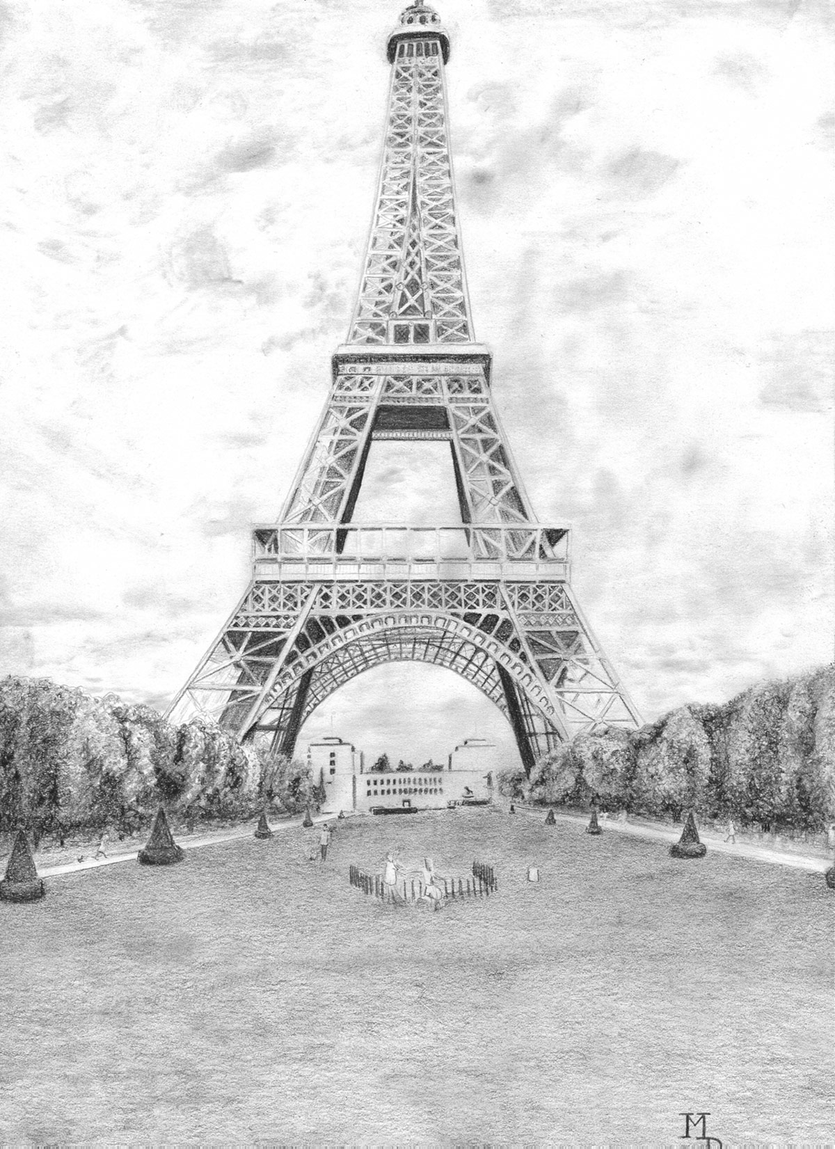 pencil sketch of eiffel tower 70 easy and beautiful eiffel tower drawing and sketches tower sketch of pencil eiffel