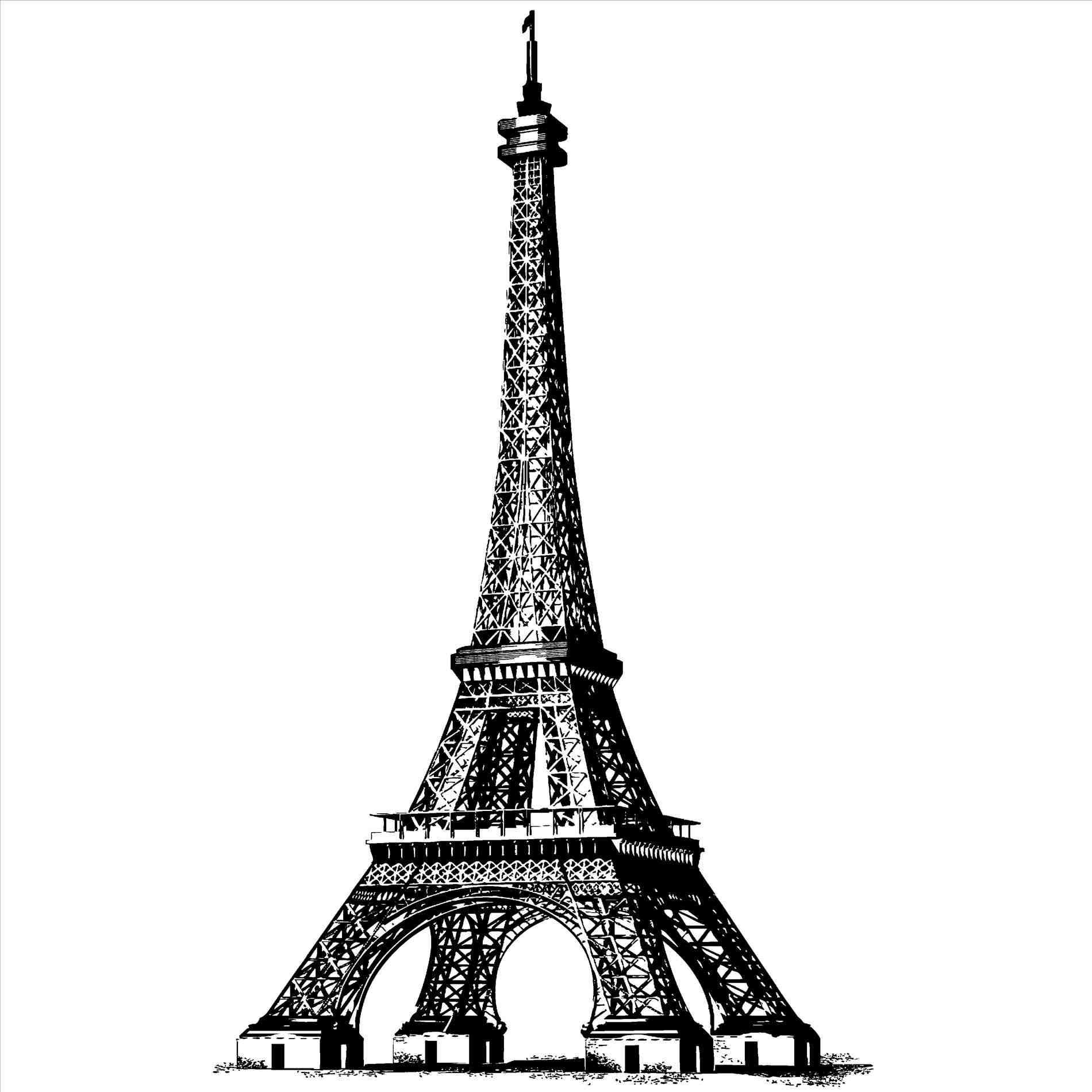 pencil sketch of eiffel tower pencil drawing cathedral eiffel tower paris stock sketch pencil of eiffel tower