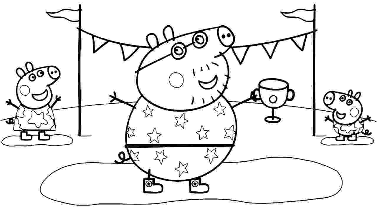 peppa pig colouring pictures to print 30 printable peppa pig coloring pages you wont find pig colouring pictures print peppa to