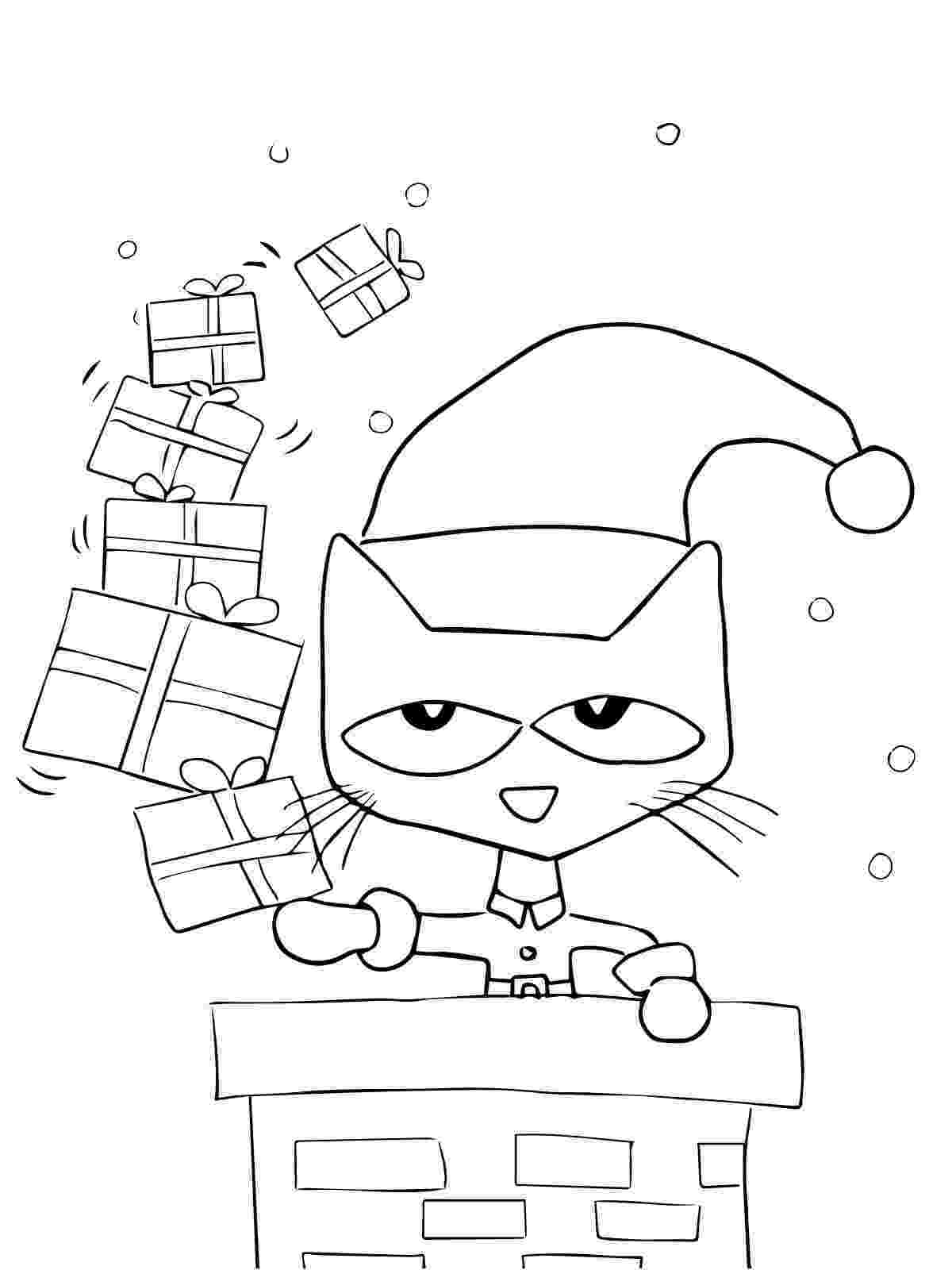 pete the cat coloring page pete the cat free printables httpwwwheidisongscom coloring pete cat the page
