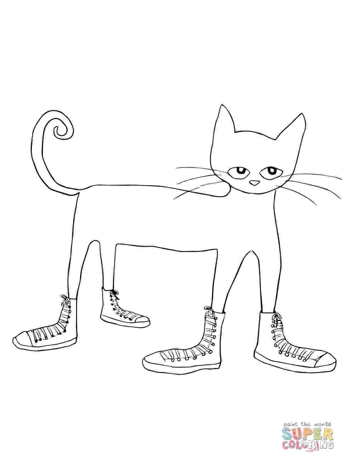 pete the cat coloring page pete the cat saves christmas coloring page free page the cat pete coloring