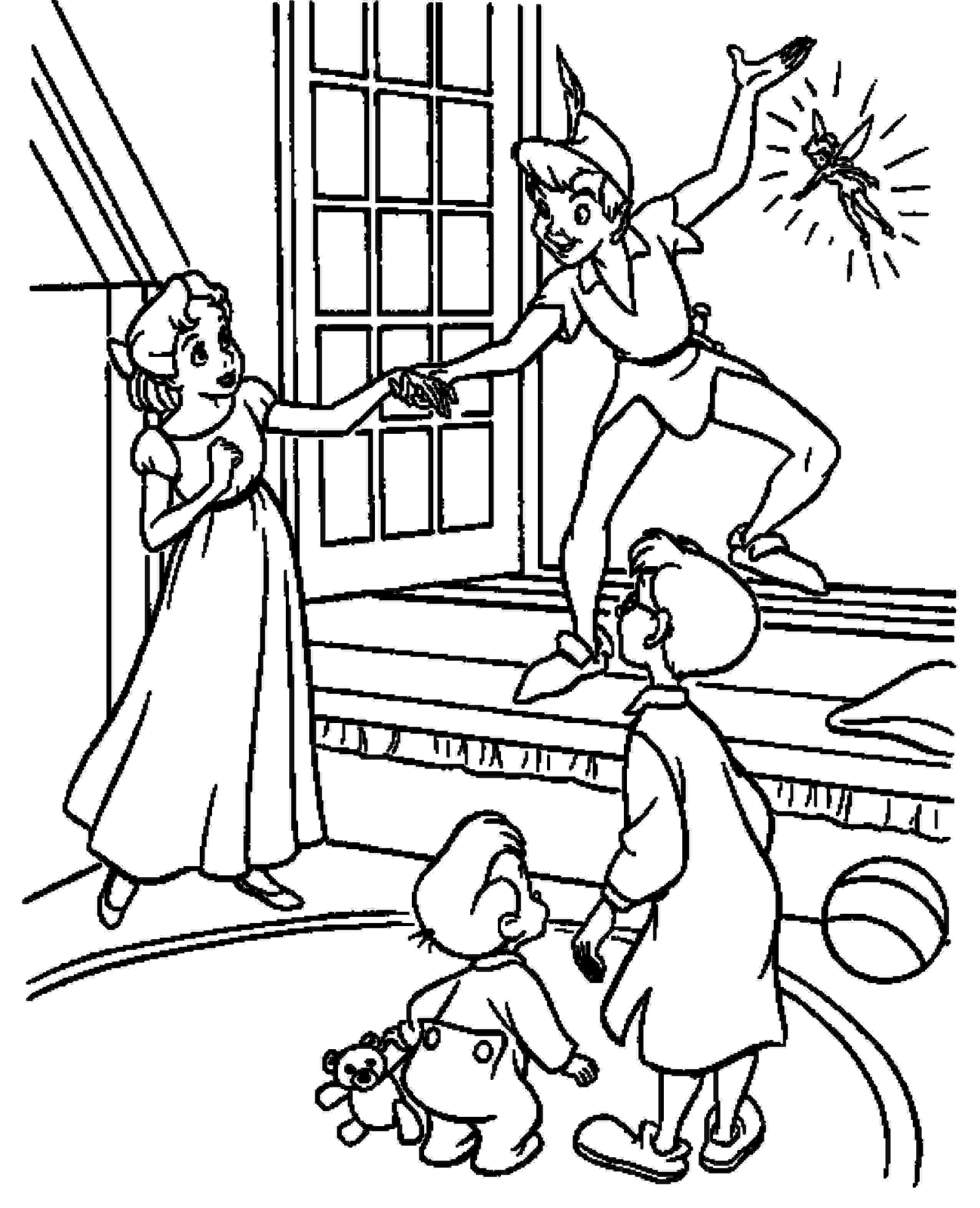 peter pan coloring pages free printable peter pan coloring pages for kids peter coloring pages pan