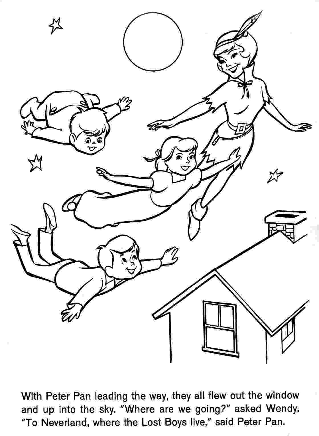 peter pan coloring pages peter pan coloring book notes from pellucidar scroll down coloring pan pages peter