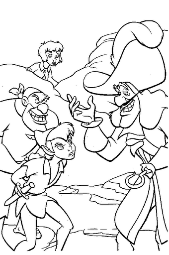 peter pan coloring pages peter pan coloring pages disneyclipscom pages pan coloring peter
