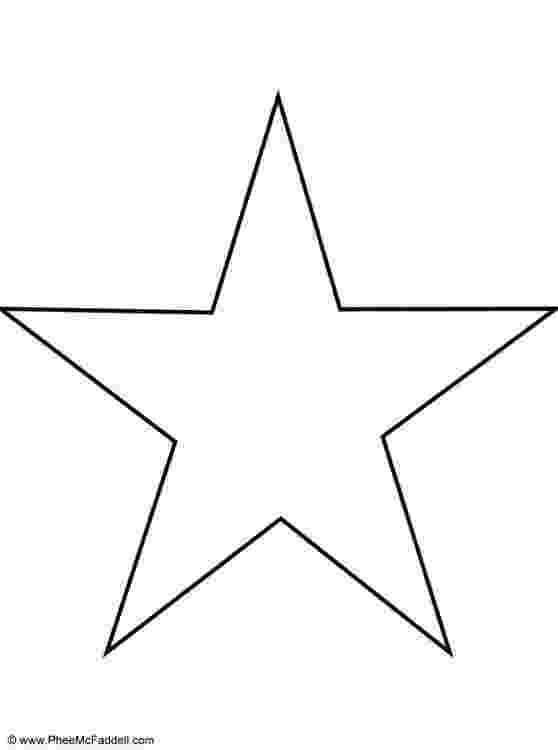 picture of a star to color free printable star coloring pages for kids color picture star of a to