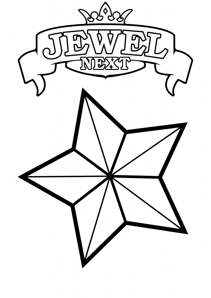 picture of a star to color free printable star coloring pages for kids to a star picture of color