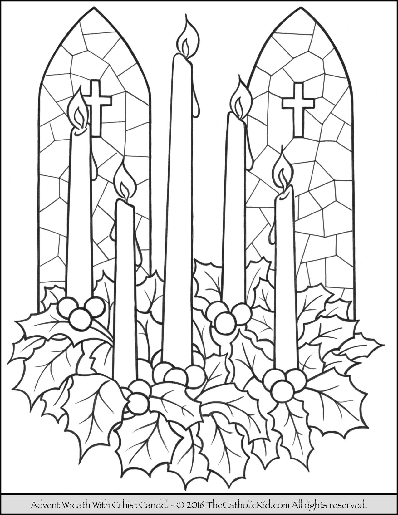 picture of advent wreath for coloring advent wreath coloring page supercoloringcom coloring advent picture for wreath of