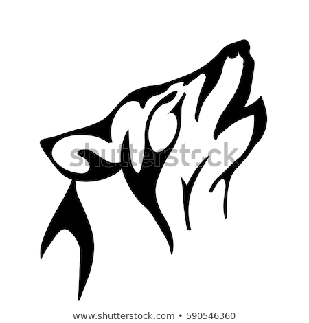picture of coyote howling at the moon wolf coyote howling at the moon decal sticker coyote howling at moon picture the of