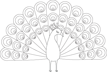 picture of peacock for colouring free printable peacock coloring pages get coloring pages picture colouring peacock of for