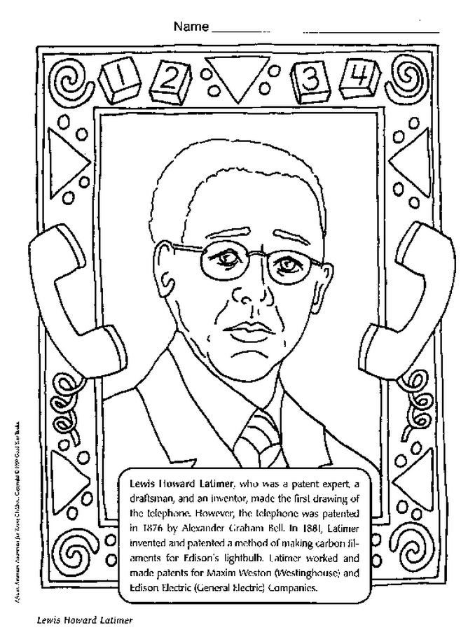 pictures of black history month to color 20 free printable black history month coloring pages black of history to color month pictures