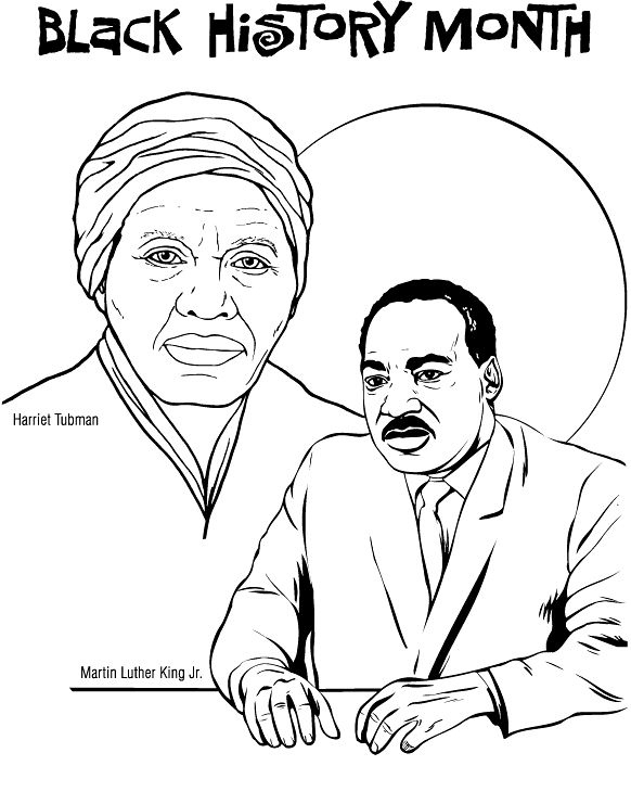 pictures of black history month to color black history month coloring pages best coloring pages of color to pictures black history month