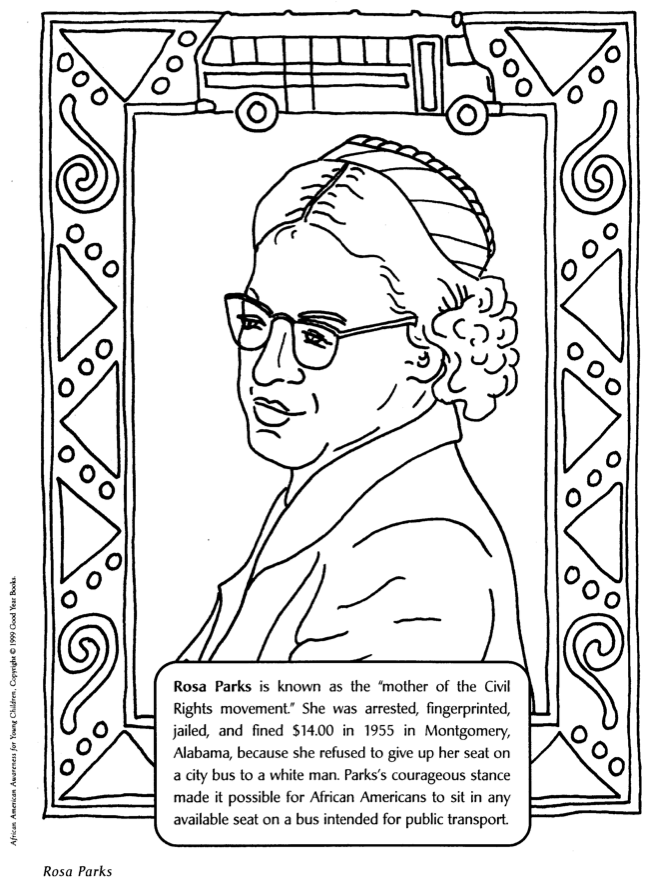 pictures of black history month to color black history month coloring pages getcoloringpagescom of history black color to month pictures